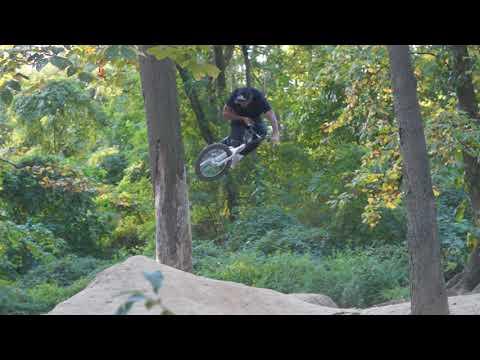 Cunningham Park, Pump Track And Jet Line