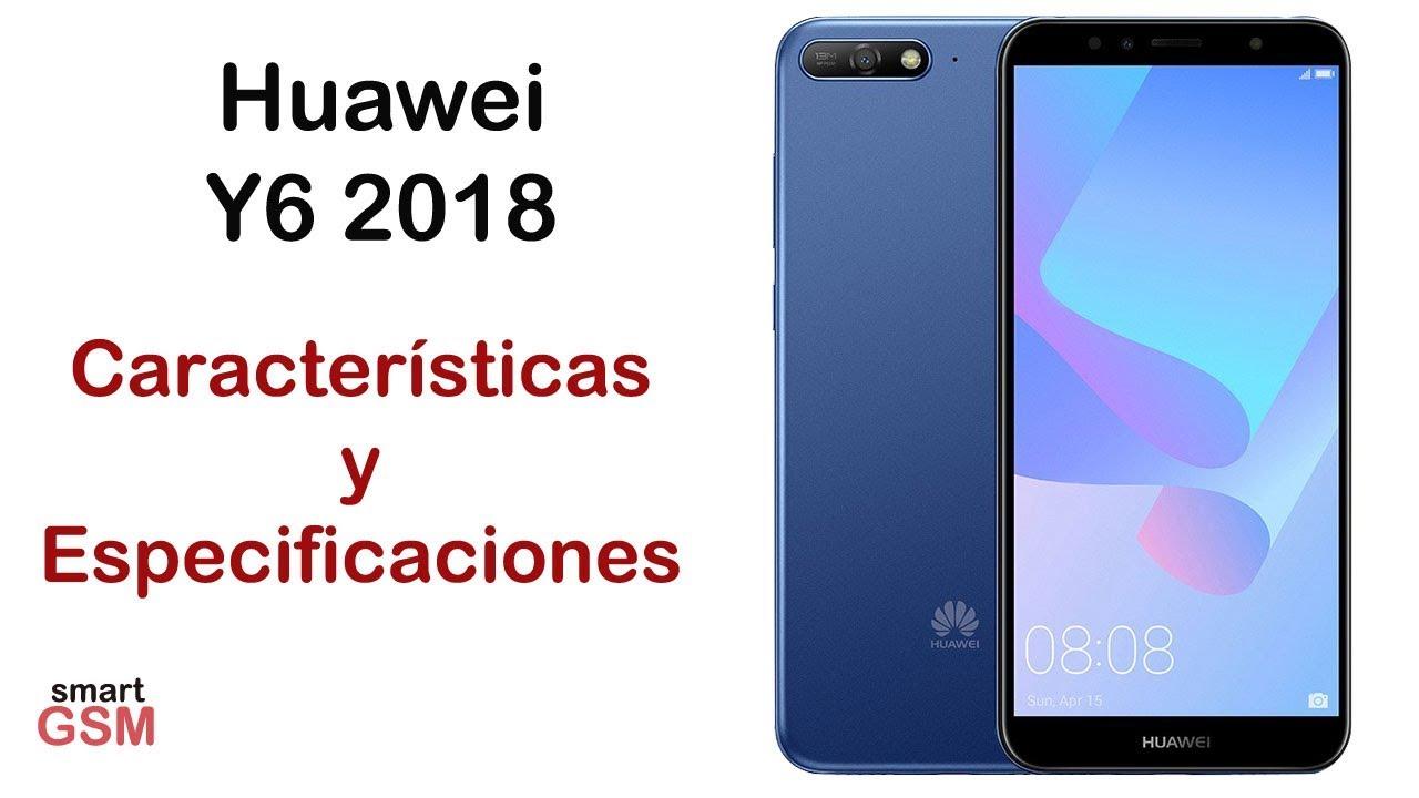 7353ced7eb37a Huawei Y6 2018   Caracteristicas