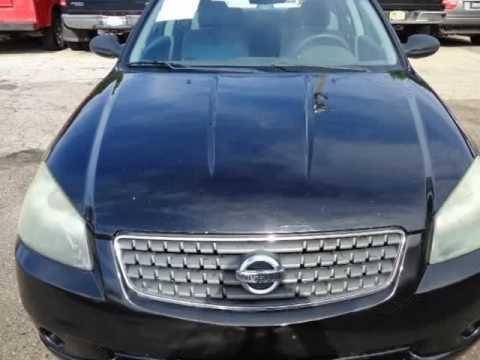 2005 *Nissan Altima* Auto 2.5 S CLEAN 30+MPG WE FINANCE WARRANTY (Akron,  Ohio)