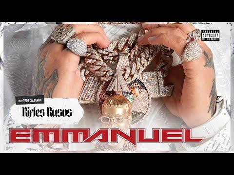 Anuel AA, Tego Calderon - Rifles Rusos (Audio Oficial)