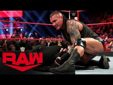 Randy Orton destroys Matt Hardy with a brutal Con-Chair-To: Raw, Feb. 10, 2020