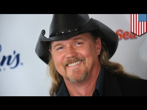 Trace Adkins falls off wagon; scuffles with impersonator