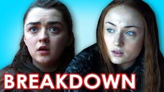 """Game Of Thrones Season 7 Episode 2 """"Stormborn"""" Trailer BREAKDOWN + THEORIES"""