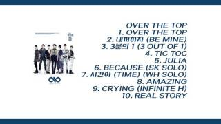 INFINITE OVER THE TOP full album