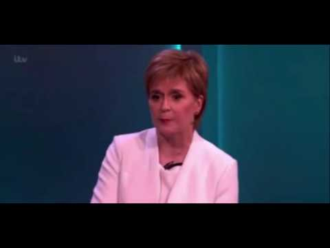 Nicola Sturgeon: Boris's £350m claim 'an absolute whopper'