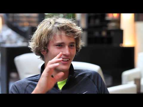 Alex Zverev On Superstitions Phobias And More