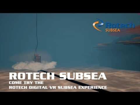 Subsea Expo 2017, Aberdeen