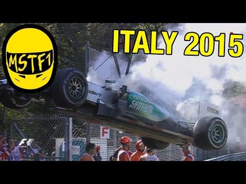 2015 Italian Grand Prix – Mystery Science Theater F1