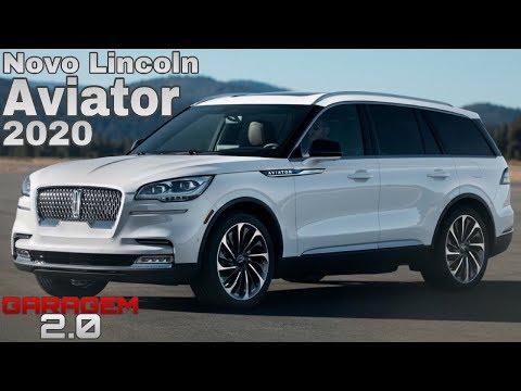 Novo Lincoln Aviator 2020, O SUV Que Queremos! (Garagem 2.0)