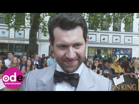 The Lion King: Billy Eichner and Meghan Markle 'Went To The Same College'