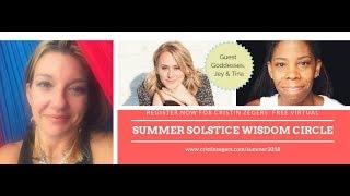 Summer Solstice Wisdom Circle 2018
