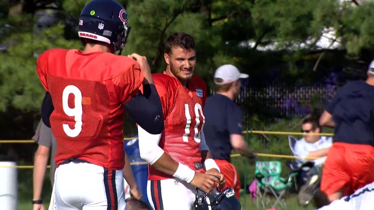 8506a8763 Taylor Gabriel Shines In Bears Training Camp. CBS Chicago