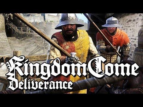Kingdom Come Deliverance Gameplay German #25 - Ketzer jagen
