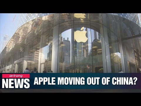 Apple considers moving 15 to 30% of production capacity from China: Nikkei