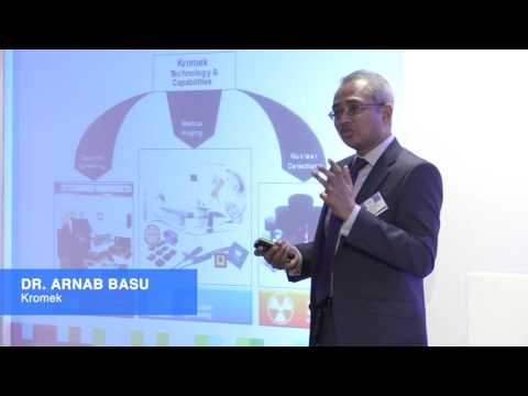 Dr. Arnab Basu, CEO Of Kromek (KMK) At SHARES Innovators And Investors Forum 2016