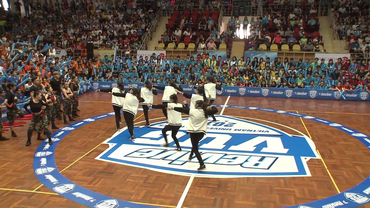 [Dance Battle – TPHCM] ĐH Mở TPHCM – ĐH Kinh Tế TPHCM (Lượt cuối vòng loại)