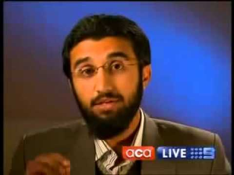 "Australian Reporter grills Muslim Apologist ""You denounce democracy, and you exploit the freedoms"""