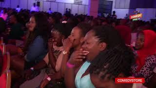 Alex Muhangi Comedy Store August 2018 - OPTIONAL ALLAN
