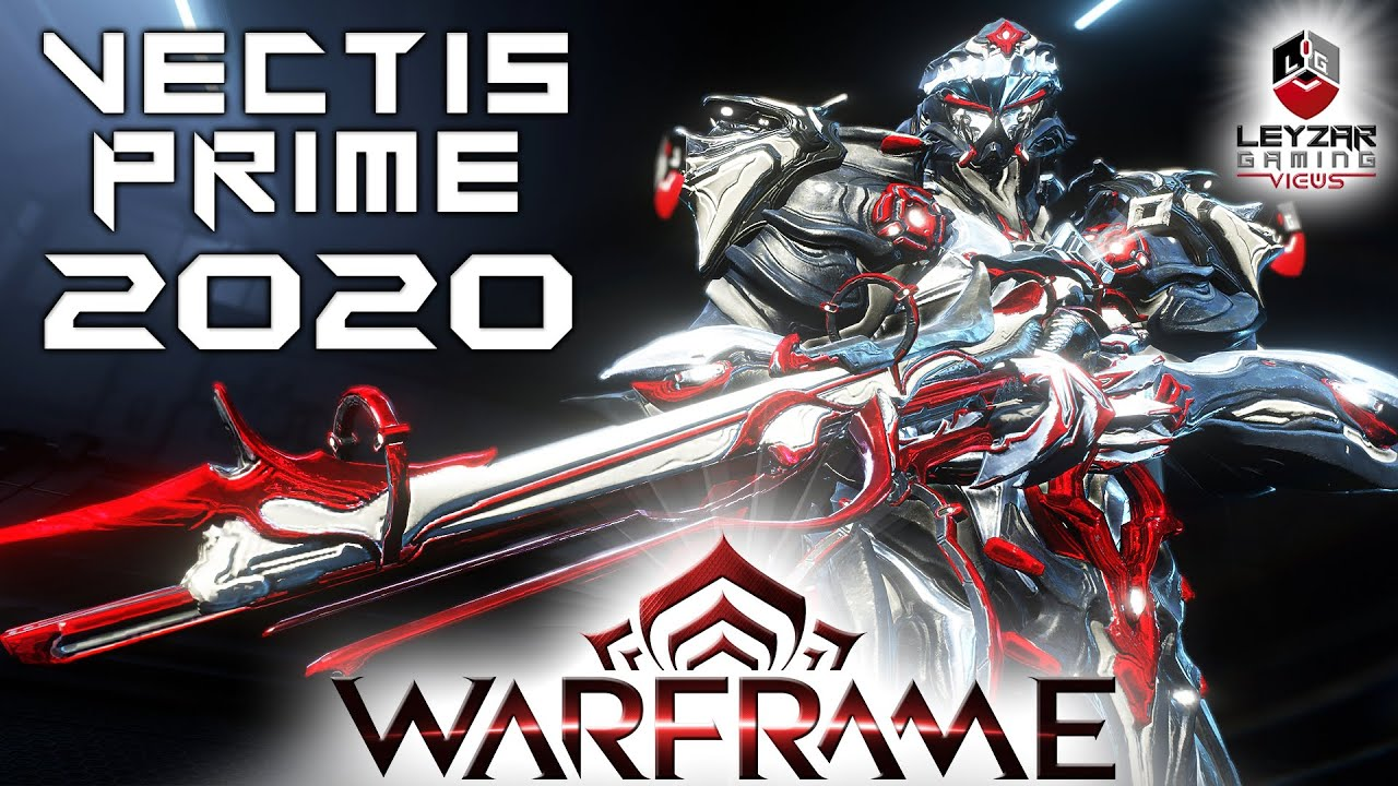 Vectis Prime Build 2020 (Guide) - Standard & Eidolon Hunting Builds (Warframe Gameplay) thumbnail