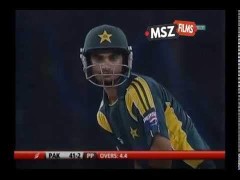 Pakistan vs Sri Lanka T20 Match 2009 (Rare)