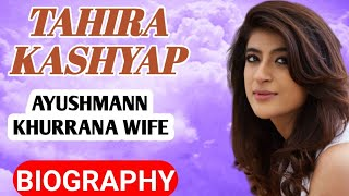 Ayushmann Khurrana Wife Biography   Tahira Kashyap,Lifestyle,Interview,Cancer,Song,Short Film,Movies