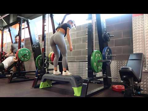 10 Glute Exercises On The Smith Machine