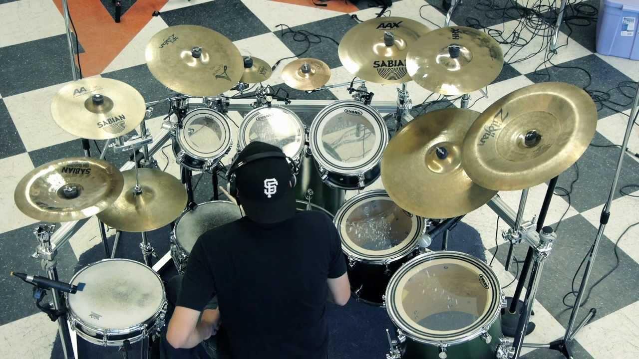 INCUBUS Megalomaniac Drum Cover