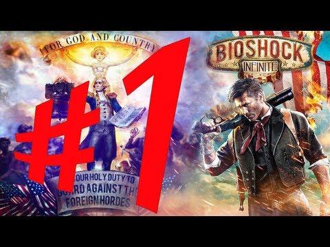 Bioshock Infinite - Parte 1: Bem-Vindo à Columbia (ÉPICO) [ Detonado em PT-BR ]