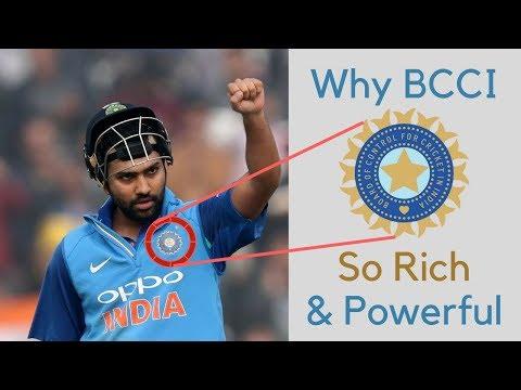 जानिए BCCI क्यों है, इतना अमीर और ताकतवर क्रिकेट बोर्ड | SportShala |