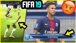 11 STUPID THINGS THAT SHOULDN'T BE HAPPENING IN FIFA 19