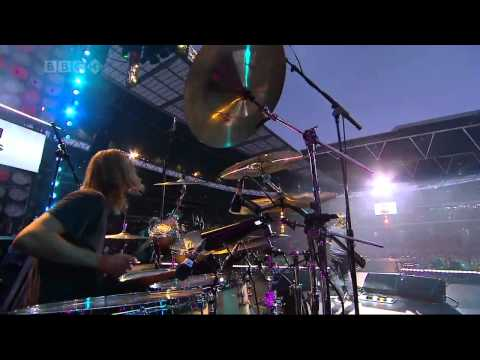 Foo Fighters - The Best of You live