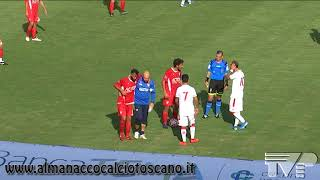 Serie D Girone E Grosseto-Bastia 1-0