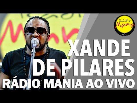 🔴 Radio Mania - Xande de Pilares - Jogo de Sedução  Clareou
