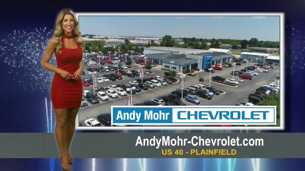 July Tv Spot Plainfield In Andy Mohr Chevrolet Youtube