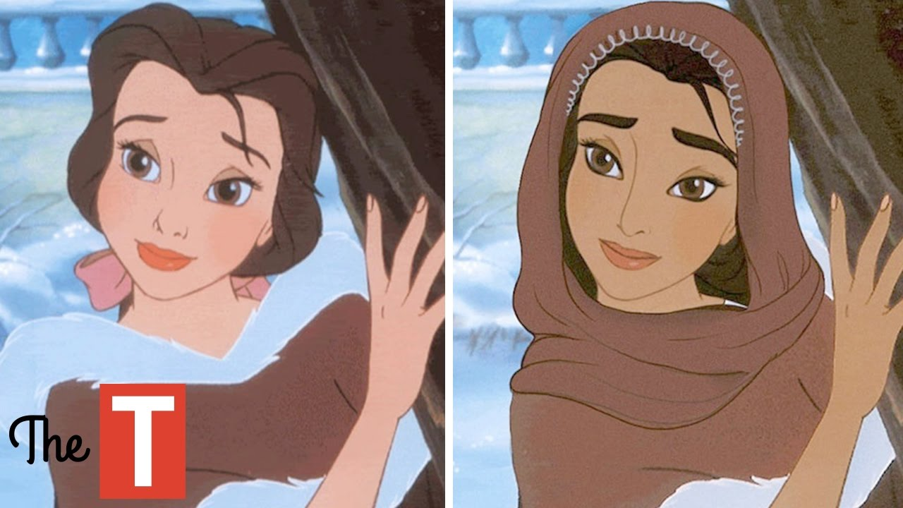 10 Alternate Stories Of Disney Princesses In Other Countries Part