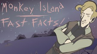 The Secret of Monkey Island - Fast Facts!