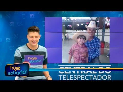 Hoje Sábado - Central telespectador 16/04/16