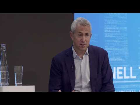 Bloomberg Cornell Tech Series: A Conversation with Danny Meyer (Teaser)
