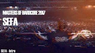 Sefa LIVE @ Masters of Hardcore - The Skull Dynasty