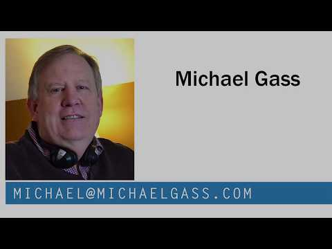 2017 Thought Leader Survey Interview with Michael Gass
