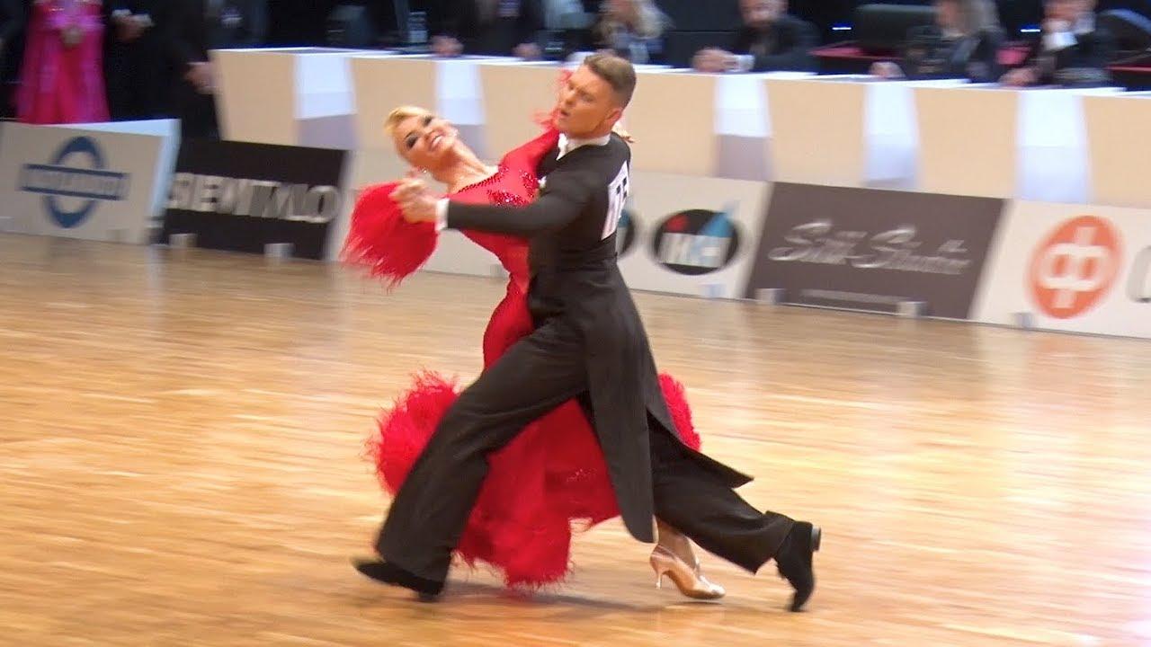 Dmitry Zharkov Olga Kulikova Rus Finnish Open 2018 W