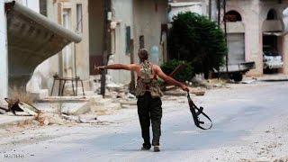 تصعيد القتال في جوبر وقصف عنيف على المناطق المحاصرة