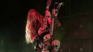 BLACK LABEL SOCIETY - Heart of Darkness / Suicide Messiah - Indianapolis, IN 1/4/2018 (60FPS)