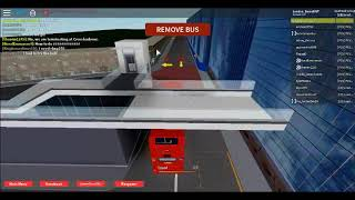L&D Roblox- 147 visual Canning Town - Custom House in GAL ATL(ALX400)