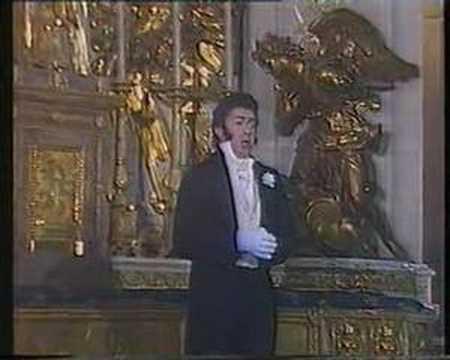 Francisco Araiza - Rossini's Stabat Mater - Cujus Animam