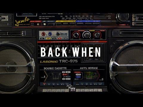 """Back When"" - Chill Relaxing Hip Hop Beat | Free Rap Instrumental Music 2018 | Ihaksi #Instrumentals"