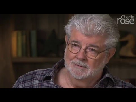 "George Lucas on the ""downside"" of Star Wars (Dec. 25, 2015) 