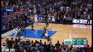 Boston Celtics Defensive Highlights vs Dallas Mavericks (11/20/2017)