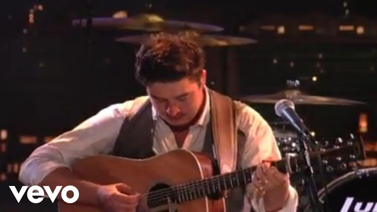 Mumford & Sons - The Cave (Live On Letterman)