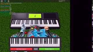 Wet Hands And theme song Minecraft Song Roblox Piano